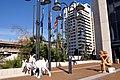 Buildings on Eliezer Kaplan st. - Tel Aviv - panoramio.jpg