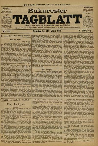 File:Bukarester Tagblatt 1882-06-25, nr. 138.pdf