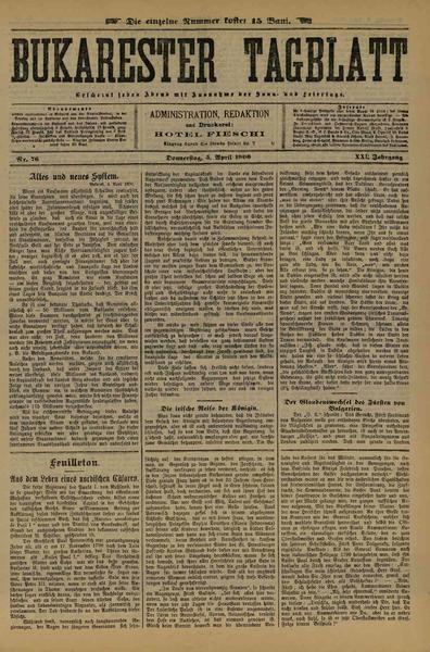 File:Bukarester Tagblatt 1900-04-05, nr. 076.pdf