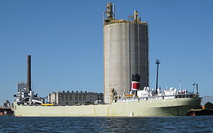Bulk carrier Alpena - IMO 5206362 - Milwaukee, WI, USA - 14 Aug. 2011.jpg