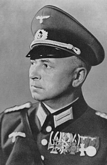 German general, War criminal