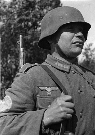 Idel Ural Legion - A Volga Tatar in German uniform