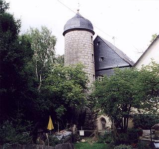 Kohlstein Castle castle