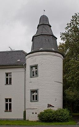 Van-Gils-Straße in Bergheim