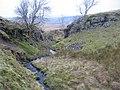 Burn below Brack Hill - geograph.org.uk - 360381.jpg