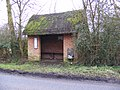 Bus Shelter, Helmingham - geograph.org.uk - 1120513.jpg