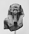 Bust from Statue of a King MET 267761.jpg