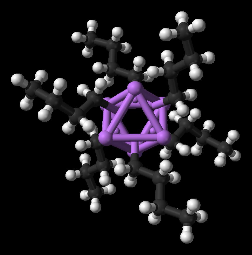 Butyllithium-hexamer-from-xtal-3D-balls-A