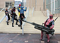 C2E2 2013 - X-Men vs Deadpool (8690014753).jpg