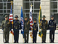 CBP Officers pay tribute 2007.jpg
