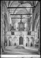 CH-NB - Sion, Basilique de Valère, Nef, Jubé, vue d'ensemble - Collection Max van Berchem - EAD-8636.tif