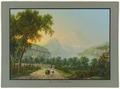 CH-NB - Weesen und Walensee, von Westen - Collection Gugelmann - GS-GUGE-BLEULER-1-45.tif