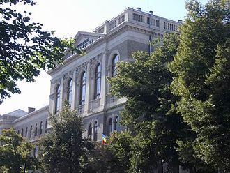 History of Cluj-Napoca - Babeş-Bolyai University