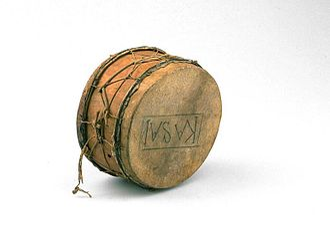 Mirwas - Mirwas drum