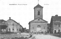 CP Bugnières Place de l'Eglise.jpg