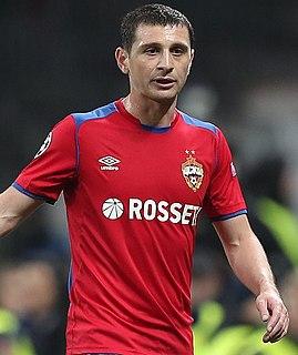 Alan Dzagoev Russian footballer