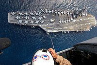 SPIE Training, USS Dwight D. Eisenhower