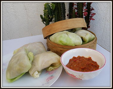 Cabbage momos with sepen sauce!.jpg