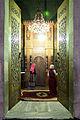 Cairo, moschea di ar-rifai, interno, mausoleo 01.JPG