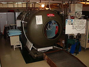 Diving chamber - Recompression chamber