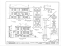 Camak House, 279 Meigs Street, Athens, Clarke County, GA HABS GA,30-ATH,3- (sheet 4 of 4).png