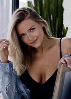 Camille Kostek American model