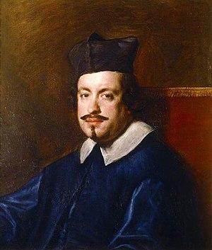 Camillo Massimo - Camillo Massimo portrayed by Diego Velázquez.