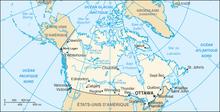 Description de l'image Canada carte.png.