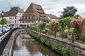 Canal de la Lauter et Maison du Sel, Wissembourg (Alsace).jpg