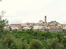 Il borgo di Caprigliola tra Liguria e Toscana
