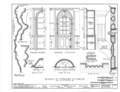 Captain Jonathan Sheldon House, Sheldon Street, West Suffield, Hartford County, CT HABS CONN,2-SUFIW,1- (sheet 19 of 20).png