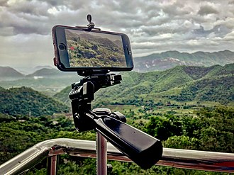 IPhone 7 - Capturing timelapse photos using an iPhone 7