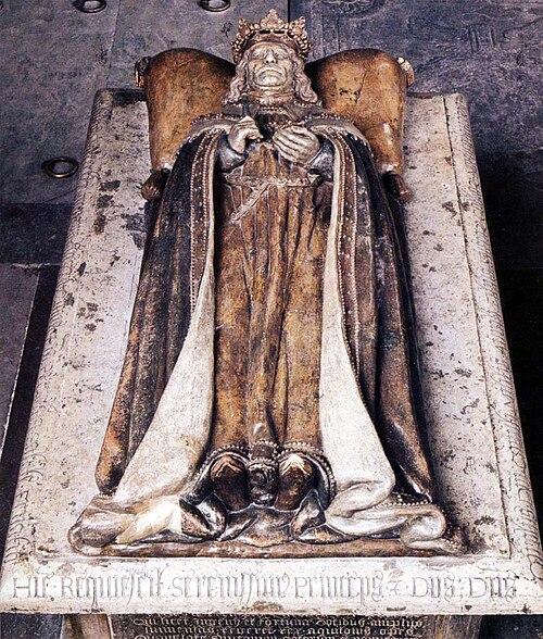 Kuvahaun tulos haulle Kung Karls gravmonument i Riddarholmskyrkan, utfört under Johan III.
