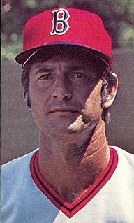 Carl Yastrzemski American baseball player