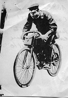 Italian bicycle and automotive engineer
