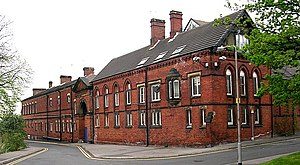 Leeds Rifles - Carlton Barracks, Leeds