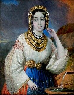 Marițica Bibescu Romanian noblewoman and poet