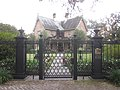 Carrollton Ave Wilkinson Bruno House Gate.JPG