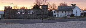 Carry Nation house and Stockade Museum from N 1.jpg