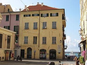 Andrea Doria - Natal home of Andrea Doria, in Oneglia