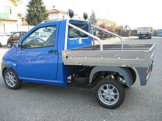 Casalini - Casalini Sulkycar/Sulky truck