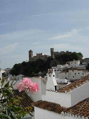Casares, Málaga - View of Casares