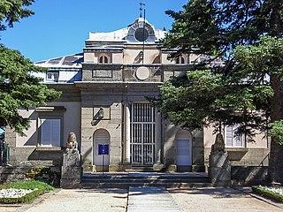 historic building in San Lorenzo de El Escorial, Spain