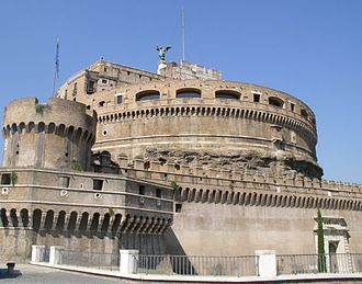 Pope Clement VII - Castel Sant'Angelo