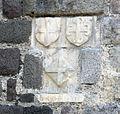 Castello di bodrum, portale, stemma pierre d'aubusson 01.JPG