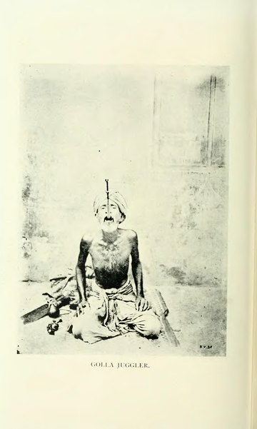 Castes and Tribes of Southern India/Golla - Wikisource, the