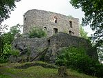 Castle Vlctejn 5 Czech Republic.JPG