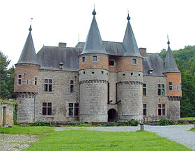 Image illustrative de l'article Château de Spontin