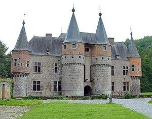 Beaufort-Spontin - Image: Castle of Spontin