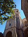 Cathédrale Viviers vue contreplongée.jpg